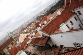 View from Prague Castle.