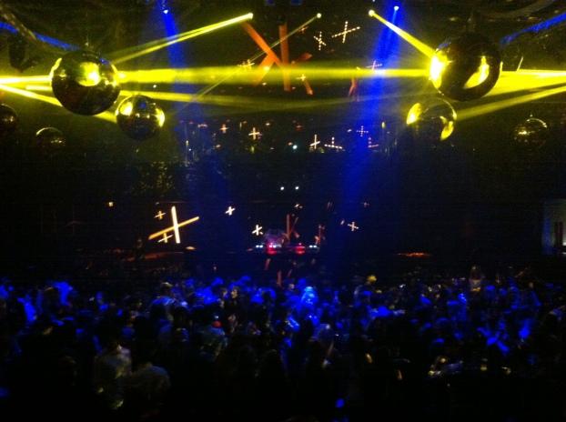 Hakkasan nightclub