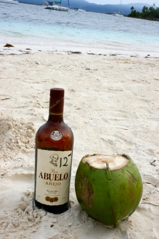 You'll either love or hate Abuelo Rum by the end of the trip