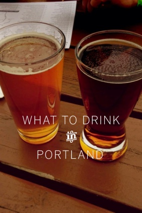 Portland Drinks