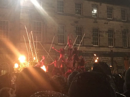 Edinburgh Samhain celebrations