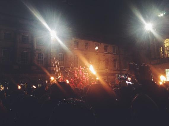 Edinburgh's Samhain celebration