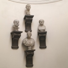 Busts at the National Gallery