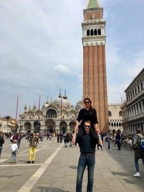 San Marco Campanile - Venice, Italy