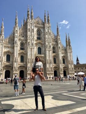 Il Duomo - Milan, Italy