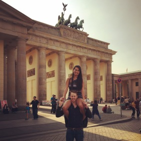 Brandenburger Tor - Berlin, Germany