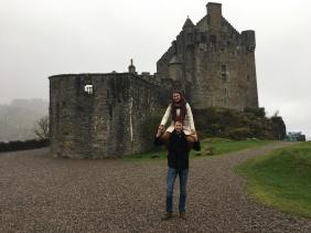 Eilean Donan - Dornie, Scotland