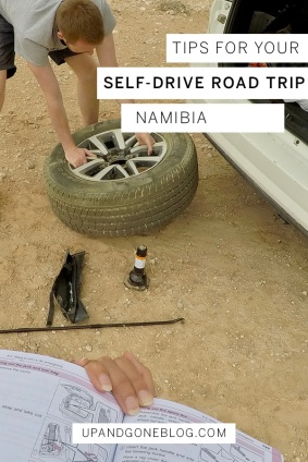 Driving Tips Namibia