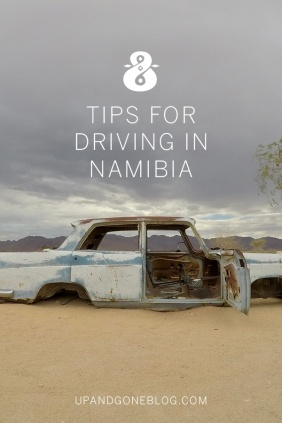 Driving Tips Namibia3