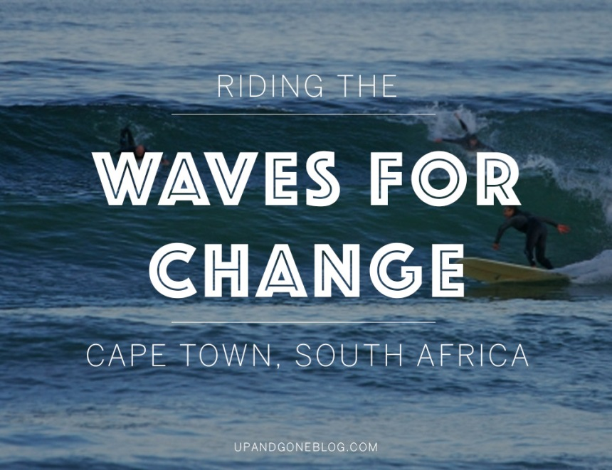 Waves for Change
