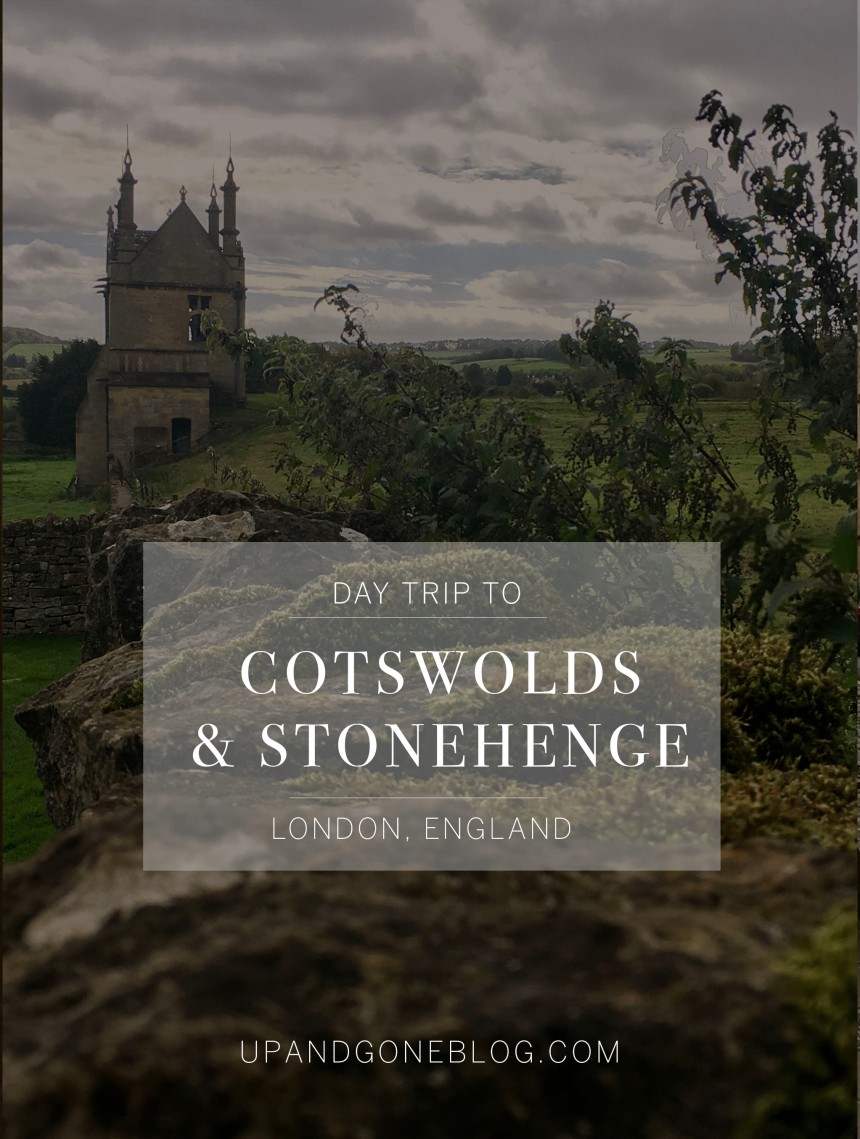 Stonehenge and Cotswolds