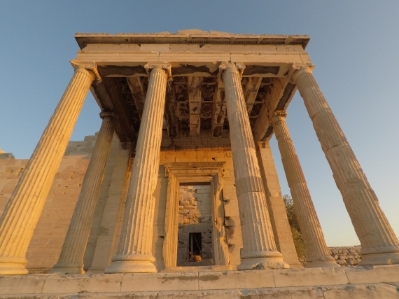 Visiting Athens