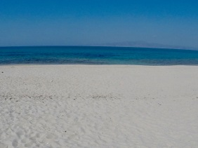 Glyfada Beach, Naxos