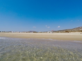 Pirigaki Beach, Naxos