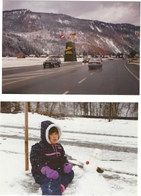 Gabrielle at Garmischt