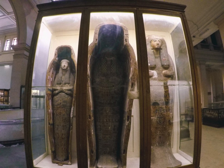 The Egyptian Museum, Cairo